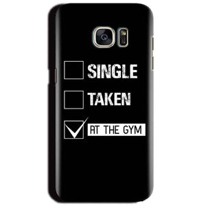 Samsung Galaxy S6 Mobile Covers Cases Single Taken At The Gym - Lowest Price - Paybydaddy.com