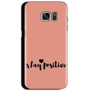 Samsung Galaxy S6 Mobile Covers Cases Stay Positive - Lowest Price - Paybydaddy.com