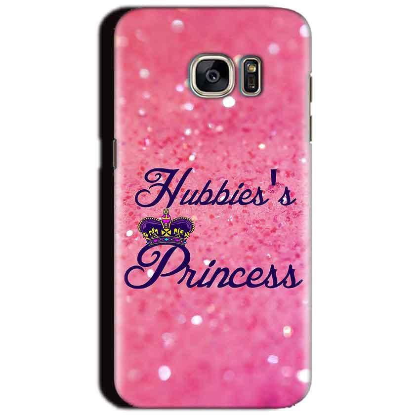 Samsung Galaxy S7 Edge Mobile Covers Cases Hubbies Princess - Lowest Price - Paybydaddy.com