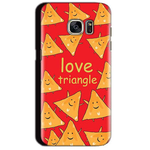 Samsung Galaxy S7 Edge Mobile Covers Cases Love Triangle - Lowest Price - Paybydaddy.com