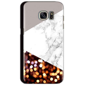 Samsung Galaxy S7 Edge Mobile Covers Cases MARBEL GLITTER - Lowest Price - Paybydaddy.com