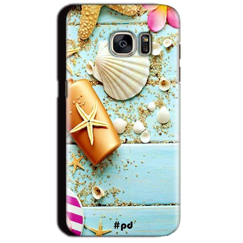 Samsung Galaxy S7 Edge Mobile Covers Cases Pearl Star Fish - Lowest Price - Paybydaddy.com