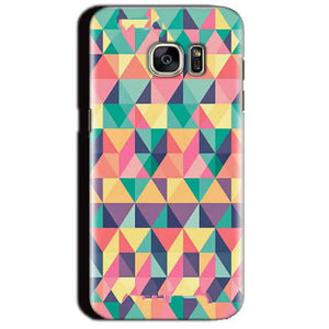 Samsung Galaxy S7 Edge Mobile Covers Cases Prisma coloured design - Lowest Price - Paybydaddy.com