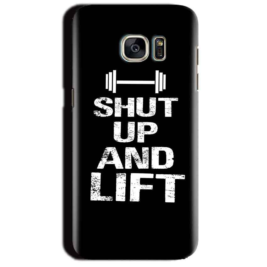 Samsung Galaxy S7 Edge Mobile Covers Cases Shut Up And Lift - Lowest Price - Paybydaddy.com