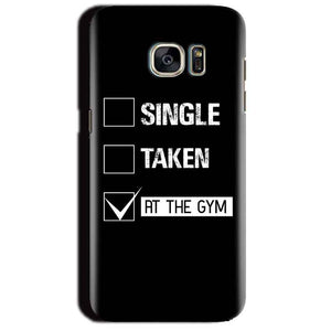 Samsung Galaxy S7 Edge Mobile Covers Cases Single Taken At The Gym - Lowest Price - Paybydaddy.com