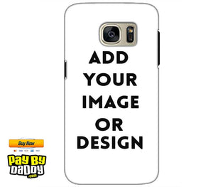 Customized Samsung Galaxy S7 Mobile Phone Covers & Back Covers with your Text & Photo