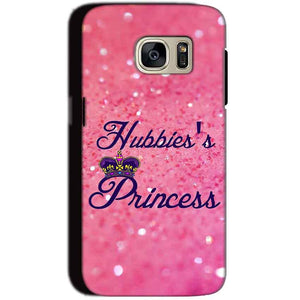 Samsung Galaxy S7 Mobile Covers Cases Hubbies Princess - Lowest Price - Paybydaddy.com