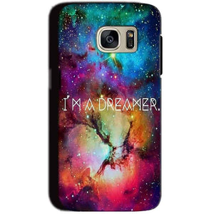 Samsung Galaxy S7 Mobile Covers Cases I am Dreamer - Lowest Price - Paybydaddy.com