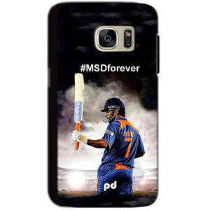 Samsung Galaxy S7 Mobile Covers Cases MS dhoni Forever - Lowest Price - Paybydaddy.com