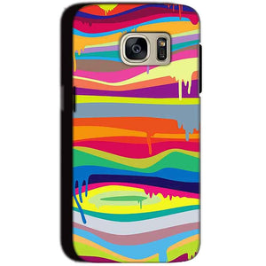 Samsung Galaxy S7 Mobile Covers Cases Melted colours - Lowest Price - Paybydaddy.com