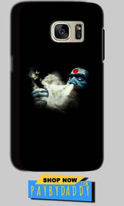 Samsung Galaxy S7 Mobile Covers Cases Shiva Aghori Smoking - Lowest Price - Paybydaddy.com