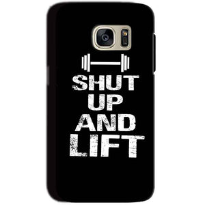 Samsung Galaxy S7 Mobile Covers Cases Shut Up And Lift - Lowest Price - Paybydaddy.com