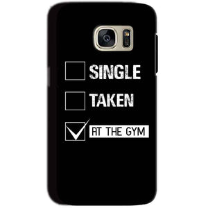 Samsung Galaxy S7 Mobile Covers Cases Single Taken At The Gym - Lowest Price - Paybydaddy.com