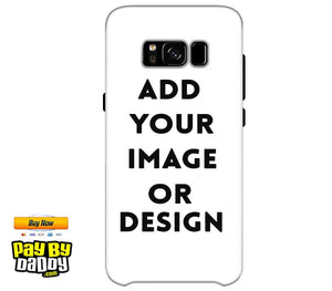 Customized Samsung Galaxy S8 Mobile Phone Covers & Back Covers with your Text & Photo