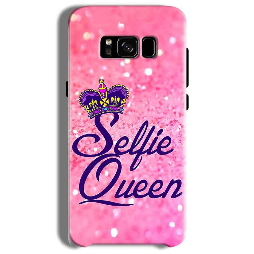 Samsung Galaxy S8 Plus Mobile Covers Cases Selfie Queen - Lowest Price - Paybydaddy.com