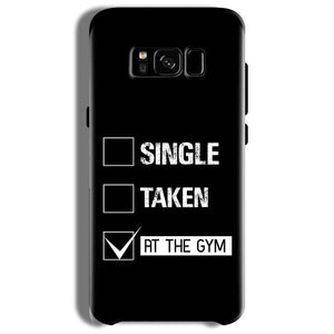 Samsung Galaxy S8 Plus Mobile Covers Cases Single Taken At The Gym - Lowest Price - Paybydaddy.com