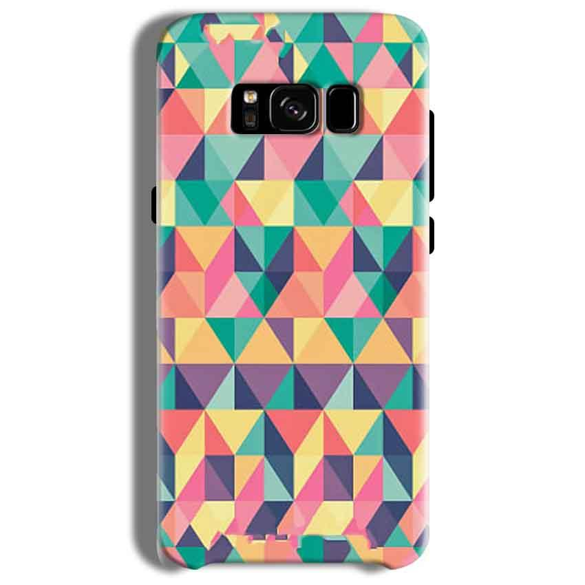 Samsung Galaxy S8 Mobile Covers Cases Prisma coloured design - Lowest Price - Paybydaddy.com