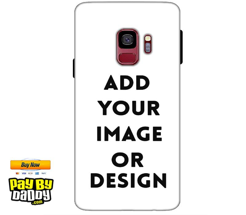 Customized Samsung Galaxy S9 Mobile Phone Covers & Back Covers with your Text & Photo