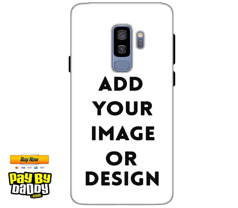 Customized Samsung Galaxy S9 Plus Mobile Phone Covers & Back Covers with your Text & Photo