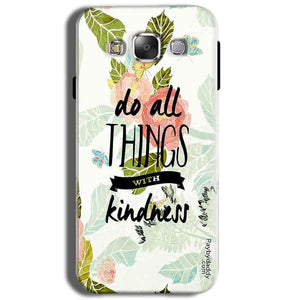 Samsung J2 2015 Mobile Covers Cases Do all things with kindness - Lowest Price - Paybydaddy.com