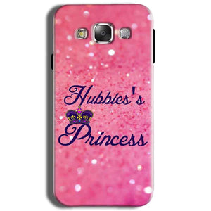 Samsung J2 2015 Mobile Covers Cases Hubbies Princess - Lowest Price - Paybydaddy.com