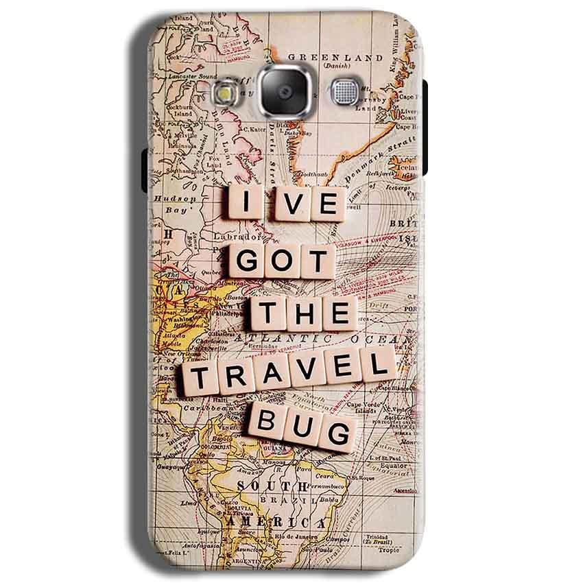 Samsung J2 2015 Mobile Covers Cases Live Travel Bug - Lowest Price - Paybydaddy.com