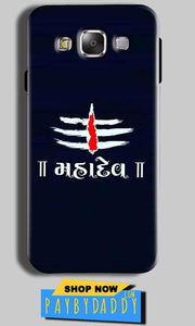 Samsung J2 2015 Mobile Covers Cases Mahadev - Lowest Price - Paybydaddy.com