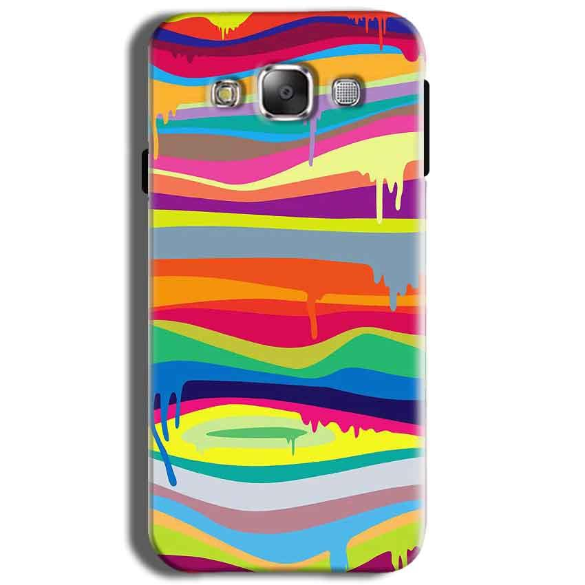 Samsung J2 2015 Mobile Covers Cases Melted colours - Lowest Price - Paybydaddy.com