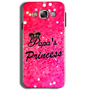 Samsung J2 2015 Mobile Covers Cases PAPA PRINCESS - Lowest Price - Paybydaddy.com