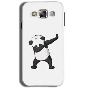 Samsung J2 2015 Mobile Covers Cases Panda Dab - Lowest Price - Paybydaddy.com