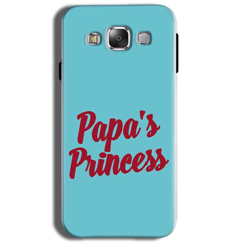 Samsung J2 2015 Mobile Covers Cases Papas Princess - Lowest Price - Paybydaddy.com