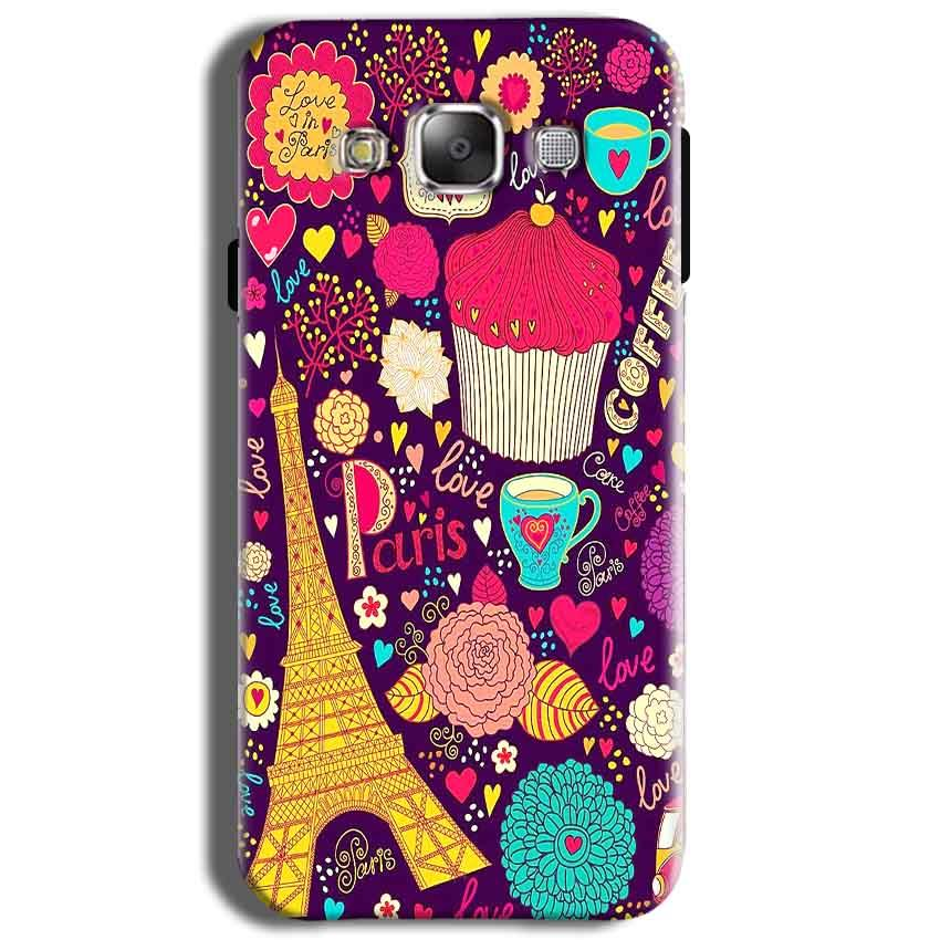 Samsung J2 2015 Mobile Covers Cases Paris Sweet love - Lowest Price - Paybydaddy.com