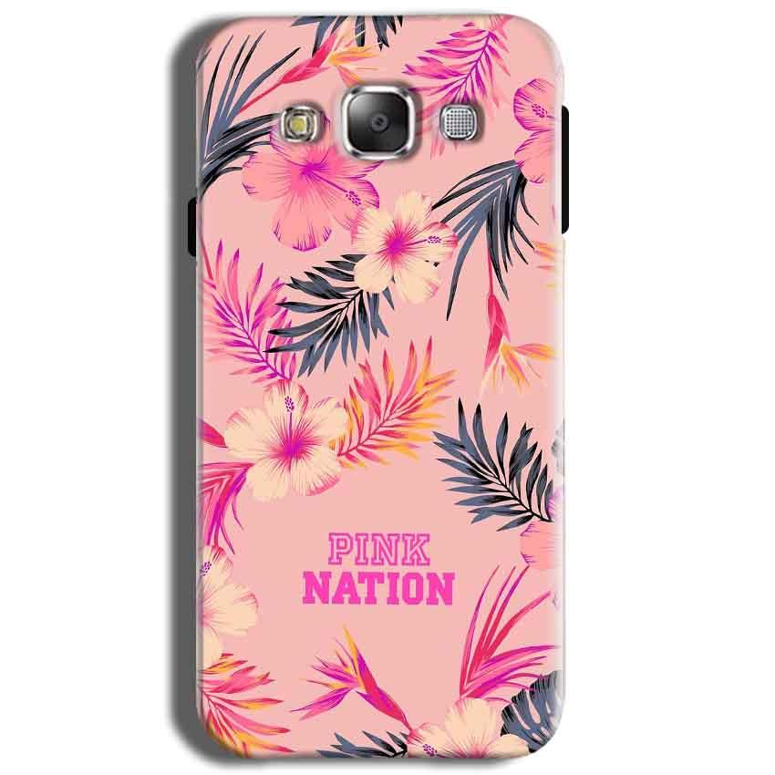 Samsung J2 2015 Mobile Covers Cases Pink nation - Lowest Price - Paybydaddy.com