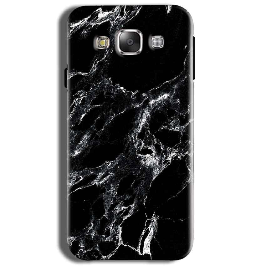 Samsung J2 2015 Mobile Covers Cases Pure Black Marble Texture - Lowest Price - Paybydaddy.com