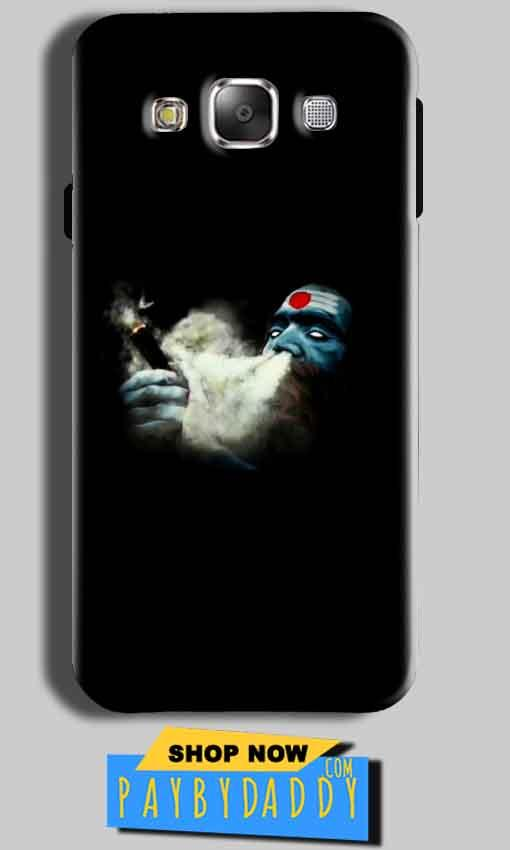 Samsung J2 2015 Mobile Covers Cases Shiva Aghori Smoking - Lowest Price - Paybydaddy.com