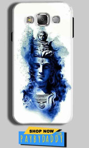 Samsung J2 2015 Mobile Covers Cases Shiva Blue White - Lowest Price - Paybydaddy.com