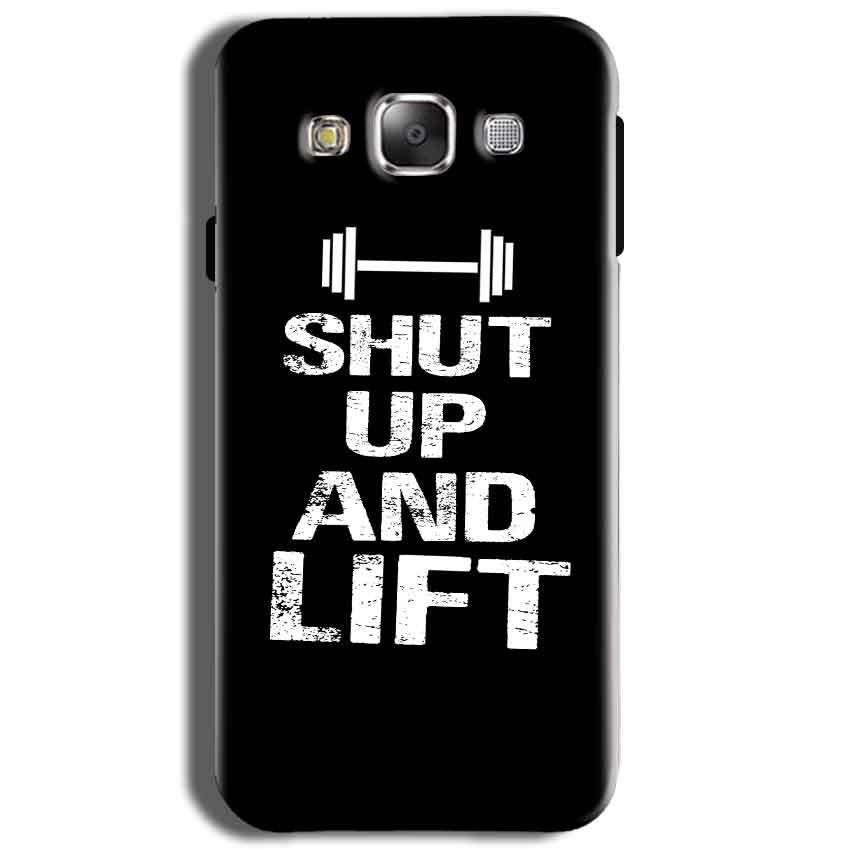 Samsung J2 2015 Mobile Covers Cases Shut Up And Lift - Lowest Price - Paybydaddy.com