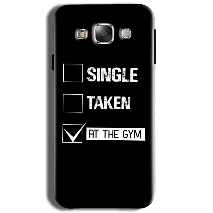 Samsung J2 2015 Mobile Covers Cases Single Taken At The Gym - Lowest Price - Paybydaddy.com