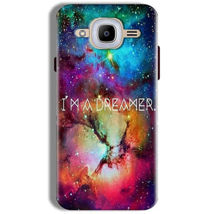 Samsung J2 2016 Mobile Covers Cases I am Dreamer - Lowest Price - Paybydaddy.com