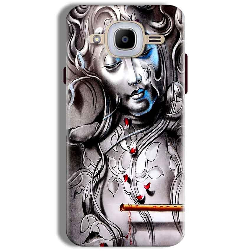 Samsung J2 2016 Mobile Covers Cases Krishna Art - Lowest Price - Paybydaddy.com