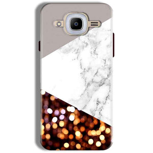 Samsung J2 2016 Mobile Covers Cases MARBEL GLITTER - Lowest Price - Paybydaddy.com