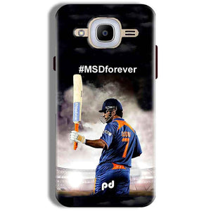 Samsung J2 2016 Mobile Covers Cases MS dhoni Forever - Lowest Price - Paybydaddy.com