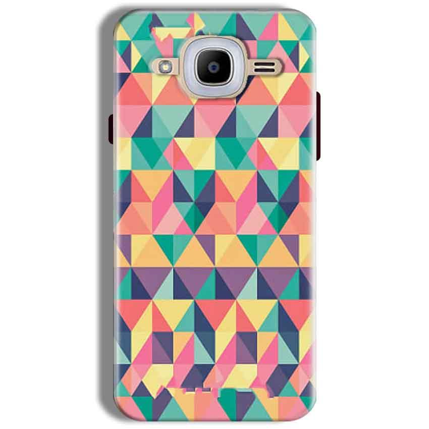 Samsung J2 2016 Mobile Covers Cases Prisma coloured design - Lowest Price - Paybydaddy.com