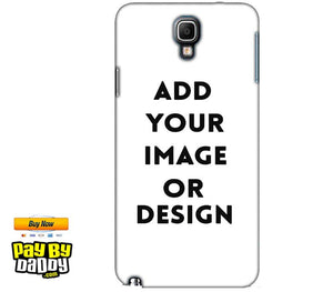 Customized Samsung Note 3 Neo Mobile Phone Covers & Back Covers with your Text & Photo