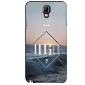 Samsung Note 3 Neo Mobile Covers Cases Forget Quote Something Different - Lowest Price - Paybydaddy.com