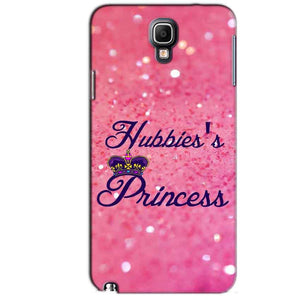 Samsung Note 3 Neo Mobile Covers Cases Hubbies Princess - Lowest Price - Paybydaddy.com