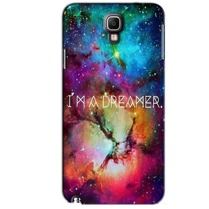 Samsung Note 3 Neo Mobile Covers Cases I am Dreamer - Lowest Price - Paybydaddy.com