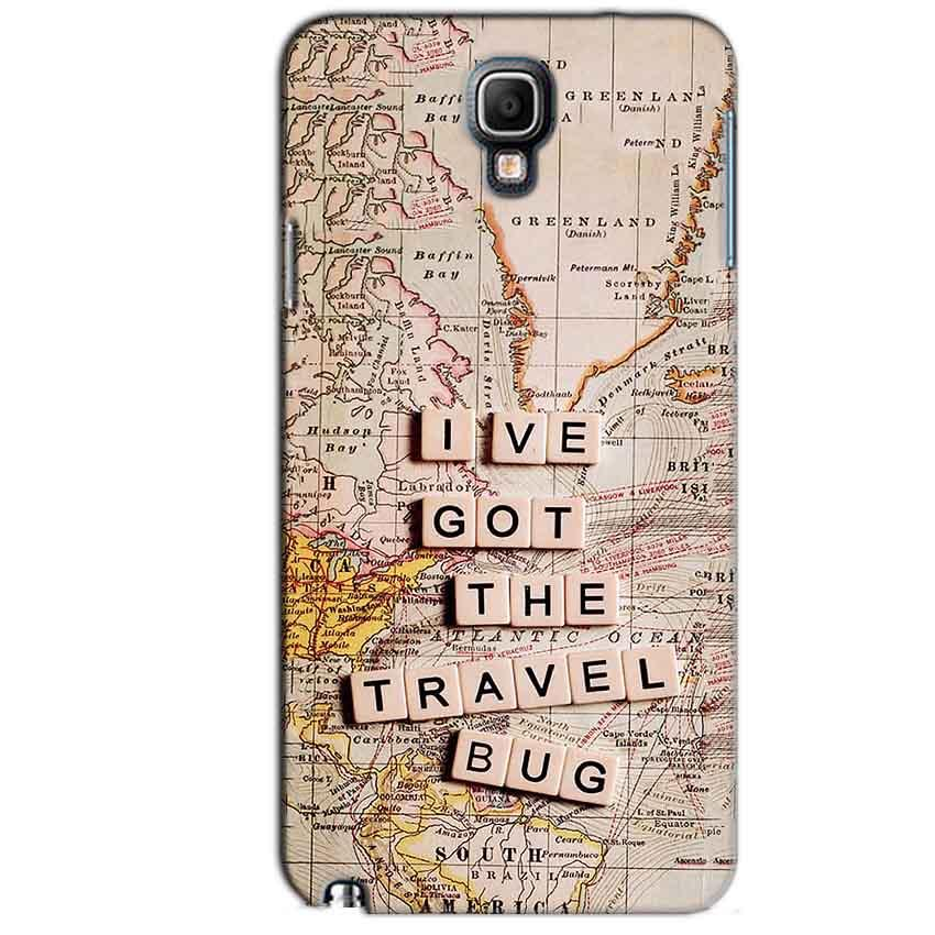 Samsung Note 3 Neo Mobile Covers Cases Live Travel Bug - Lowest Price - Paybydaddy.com
