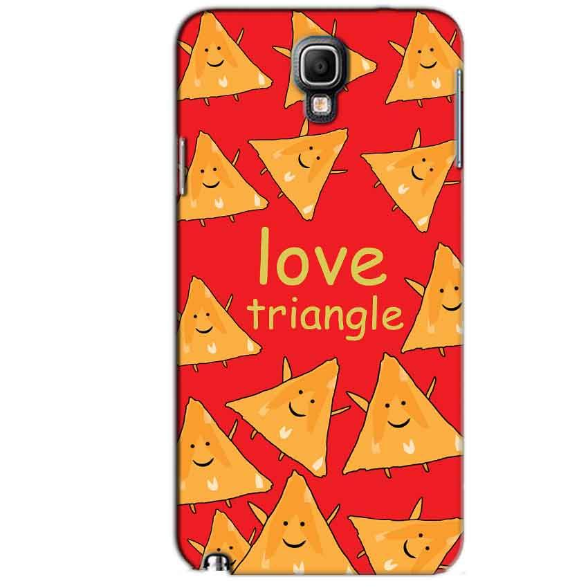 Samsung Note 3 Neo Mobile Covers Cases Love Triangle - Lowest Price - Paybydaddy.com