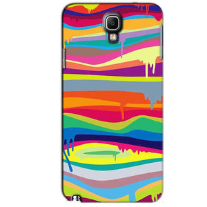 Samsung Note 3 Neo Mobile Covers Cases Melted colours - Lowest Price - Paybydaddy.com